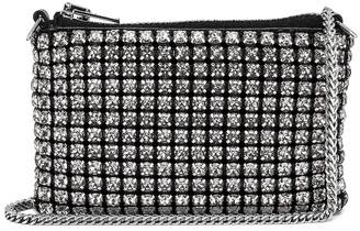 Alexander Wang Wangloc Nano Pouch Bag in White | FWRD