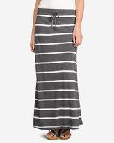 Eddie Bauer Women's Girl On The Go® Maxi Skirt - Stripe
