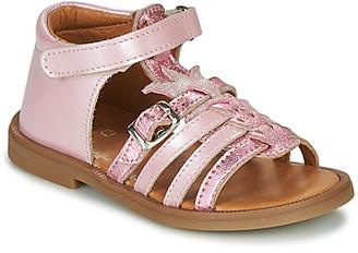 GBB CARETTE girls's Sandals in Pink