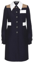 Miu Miu Colour Block Coat