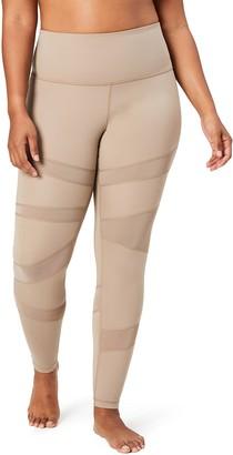 Core Products Core 10 Women's Icon Series - The Warrior Mesh Plus Size Legging