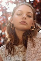 Urban Outfitters Scalloped Statement Hoop Earring