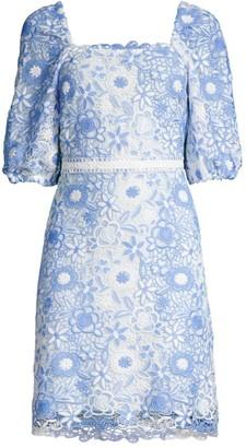 Shoshanna Airana Selva Lace Dress