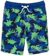 Gymboree Dino Board Shorts