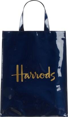 Harrods Medium Logo Shopper Bag