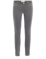 Frame Le Luxe mid-rise skinny jeans