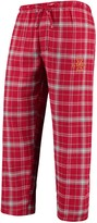 Unbranded Men's Concepts Sport Cardinal Iowa State Cyclones College Ultimate Flannel Pants