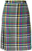 Marco De Vincenzo checked skirt - women - Acetate/Viscose/Virgin Wool - 42