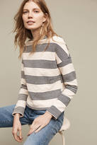 Eri + Ali Saborie Striped Sweatshirt