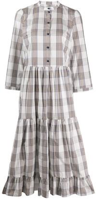 Baum und Pferdgarten Alexine midi shirt dress