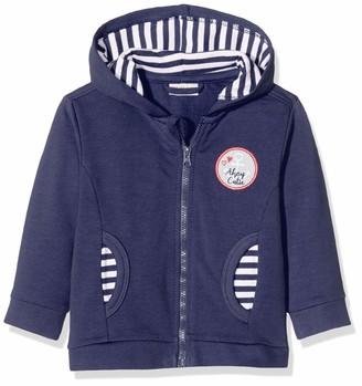 Salt&Pepper Salt & Pepper Baby Girls' Mit Kapuze Und Maritimem Badge Sweat Jacket