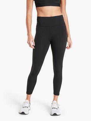 Athleta Ultimate Stash Pocket 7/8 Tights, Black