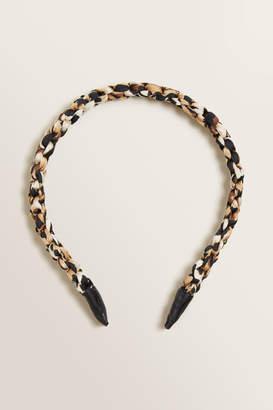 Seed Heritage Plaited Ocelot Headband