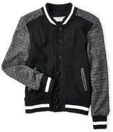 Sovereign Code Boys 4-7) Color Block Varsity Jacket