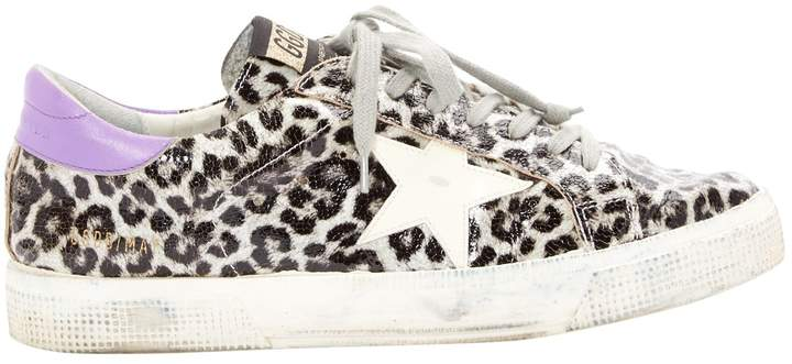Golden Goose Patent leather trainers