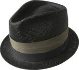 Bailey Of Hollywood Men's Riker Fedora 63130BH