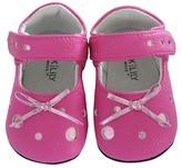 Jack & Lily Polka Dot Shoe (Baby)