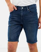 Levi's 511 Slim Hemmed Shorts