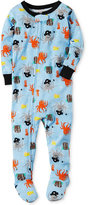 Carter's 1-Pc. Sea Creature-Print Footed Pajamas, Baby Boys (0-24 months)