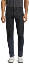 Diesel Black Gold Type-2512 Faded Skinny Jeans