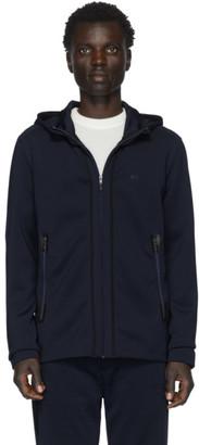HUGO BOSS Navy Sacoog Jacket