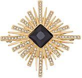 Dana Buchman Art Deco Starburst Pin