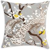 DwellStudio Dwell Studio Peacock Decorative Pillow, 20 x 20