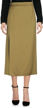 Lanvin 3/4 length skirts
