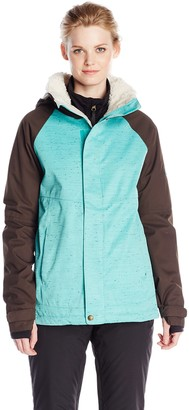 686 Women's Authentic Smarty Catwalk Jacket Small