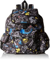 Le Sport Sac 7839 G057 Voyager Backpack