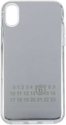 MM6 MAISON MARGIELA 6 iPhone X case