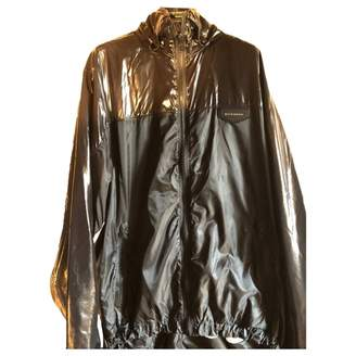 Givenchy Black Viscose Jackets