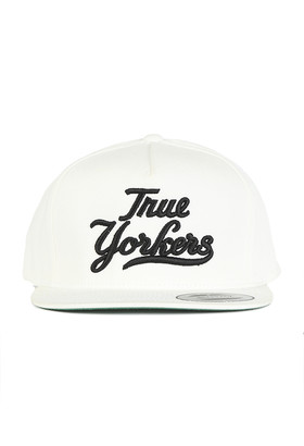 Blue & Cream Blue&Cream True Yorker Snapback