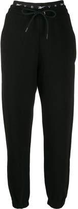 Reebok x Victoria Beckham elasticated waist track pants