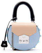 SALAR Women's Mimi Mini Bag Nero/ Carne