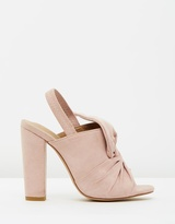 Spurr Rose Bow Mules
