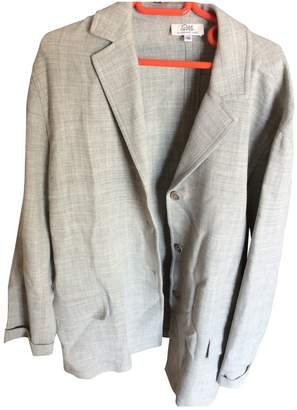 Gerard Darel Grey Jacket for Women