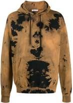 Cmmn Swdn tie dye effect hoodie