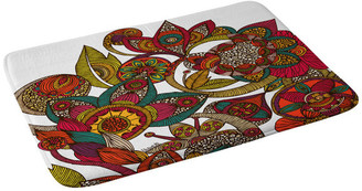 "Deny Designs Valentina Ramos Garden Ava Memory Foam Bath Mat, 17""x24"""