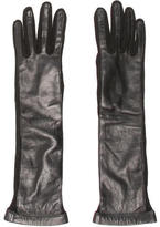 Lanvin Long Wool Gloves