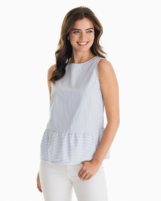 Southern Tide Faye Sleeveless Top
