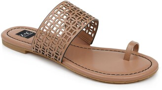 ZAC Zac Posen Varana Toe Loop Sandal