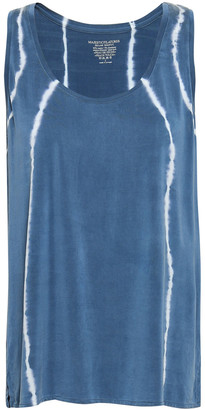 Majestic Filatures Tie-dyed Washed Jersey Tank