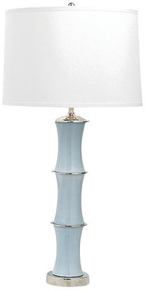 Port 68 Rivoli Table Lamp - Smoke Gray
