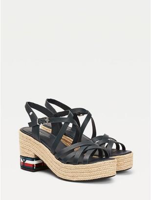 Tommy Hilfiger Sequins Wedge Sandal