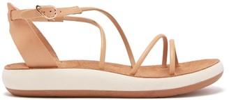 Ancient Greek Sandals Anastasia Leather Sandals - Womens - Tan