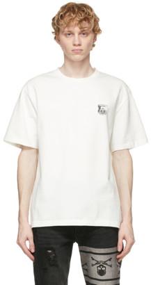 Mastermind Japan White C2H4 Edition Logo T-Shirt