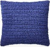"Lauren Ralph Lauren Jensen Rag-Knit 18"" Square Decorative Pillow Bedding"