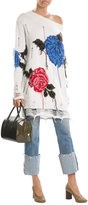 Nina Ricci Leather Tote