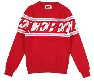 Ice Iceberg Sweater